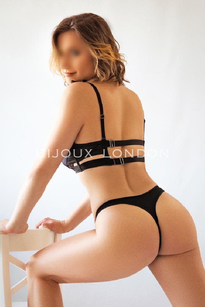European Elite London Escort Lucille