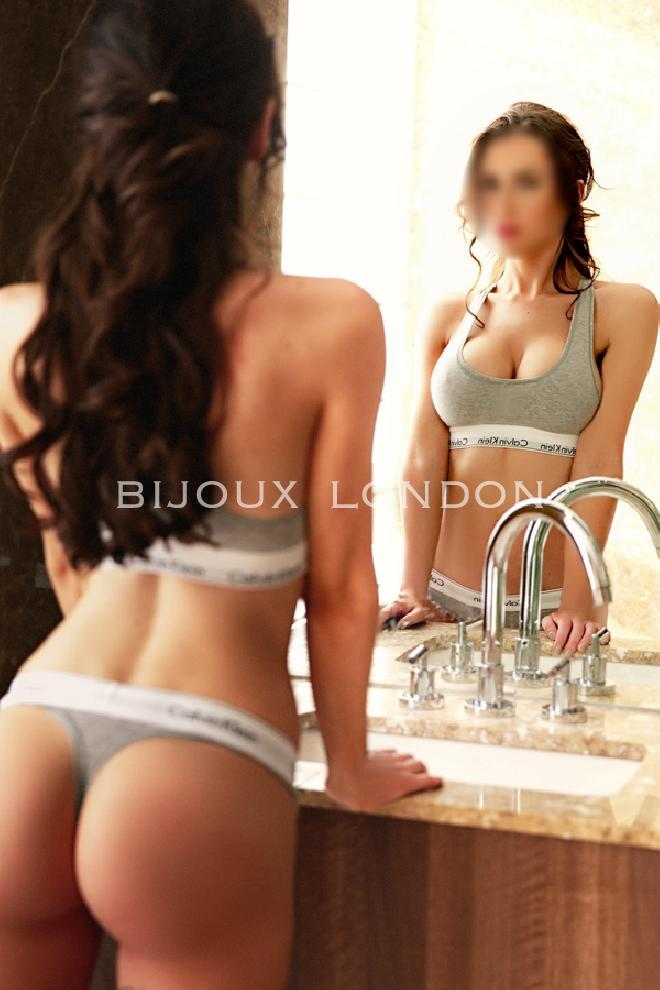 English Elite London Escort Katie